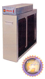 High efficiency - electronic air cleaner